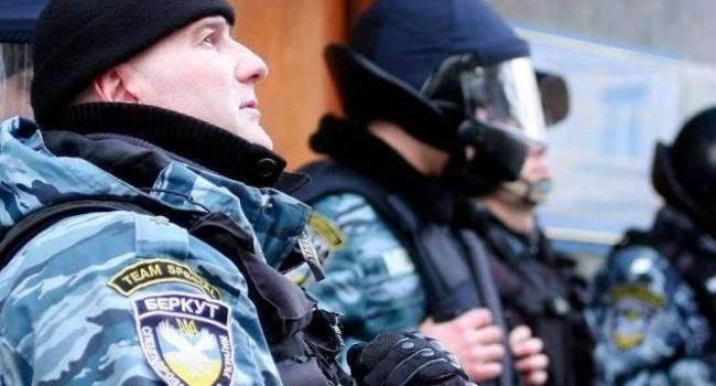 «Реформирование» милиции: уэкс-командира столичного «Беркута» новое звание идолжность