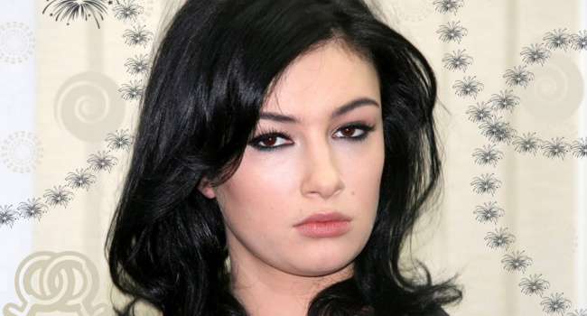 Украинская певица Анастасия Приходько заикнулась о русских «колорадах»