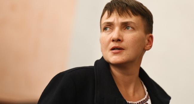 Надежду Савченко выгнали из Батькивщины