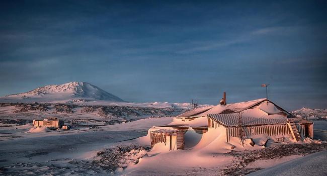Украинцам предлагают поехать в Антарктиду за 14 тысяч гривен