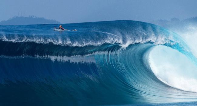 ВАтлантике зафиксировали волну рекордной высоты