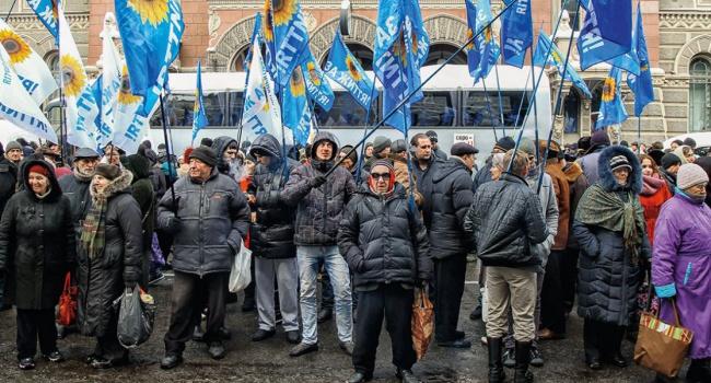 Роман Бочкала рассказал, почему под Кабмином состоялись акции протеста