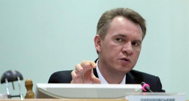 Холодницкий подписал подозрение Охендовскому. руководителя ЦИК зовут надопрос вНАБУ