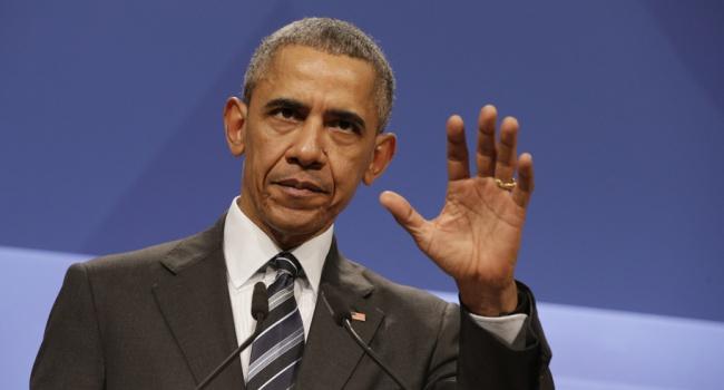 Обама пообещал принять меры вответ навмешательство РФ вход выборов