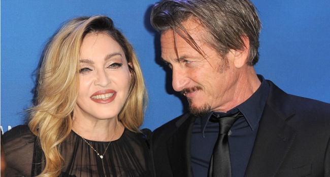 СМИ вновь проинформировали о возвращении Мадонны кШону Пенну