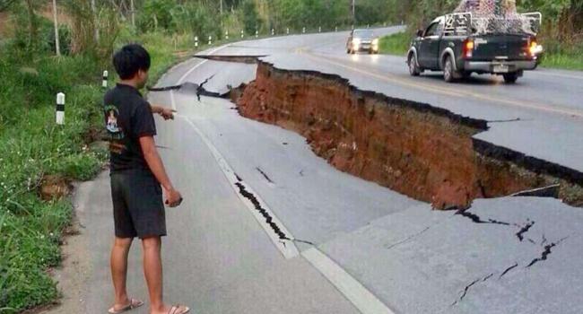 ВДагестане случилось землетрясение