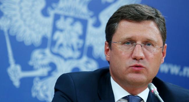 Новак: Трехсторонних переговоров погазу для Украины доконца года непланируется