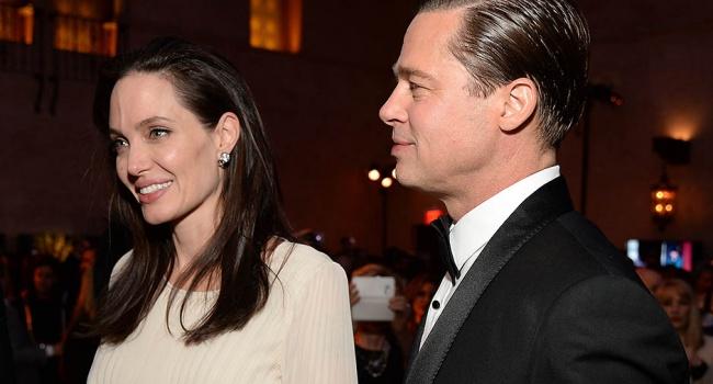СМИ: Питт и Джоли собирались расстаться два года назад