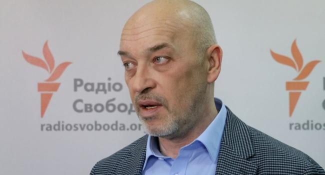 Тука заявил о росте сепаратизма в западных областях Украины