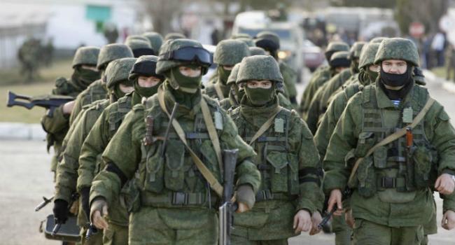 Евродепутат указал расположение русских войск на захваченных территориях / Инфографика