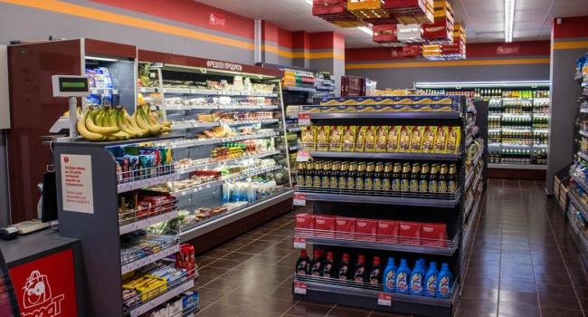 Украинцы перестают экономить на еде