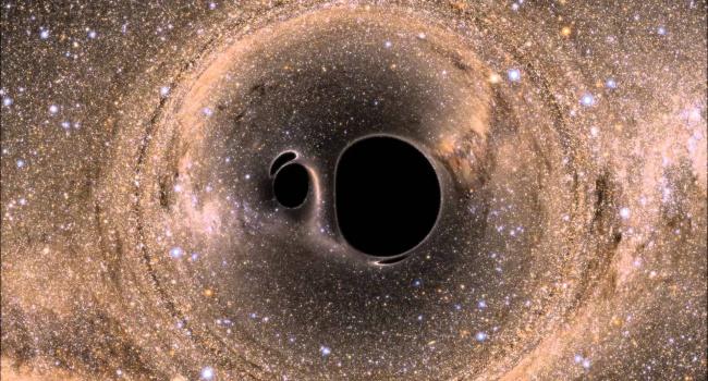Ученые заявили онахождении черной дыры из«Интерстеллара»