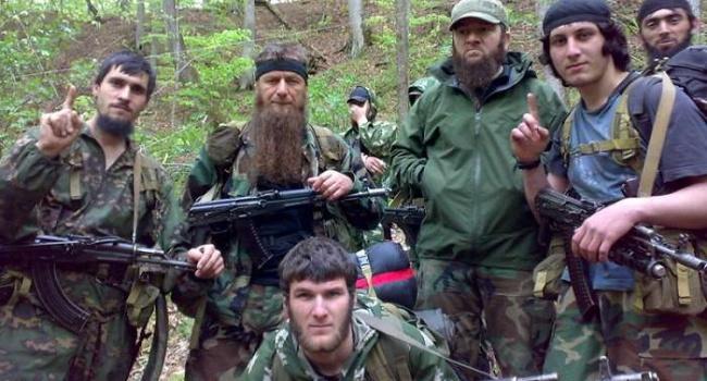 Чечня формирует батальоны для отправки вСирию