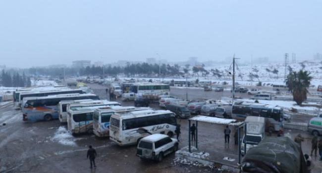 МККК продолжит эвакуацию населения ираненых извосточного Алеппо