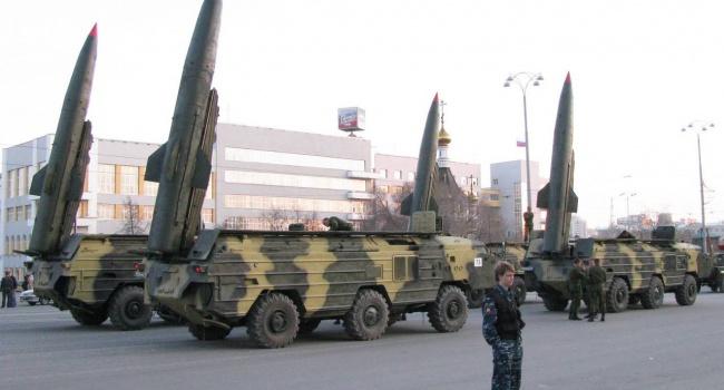 ВСУ снимают сконсервации ракетные комплексы «Точка-У»