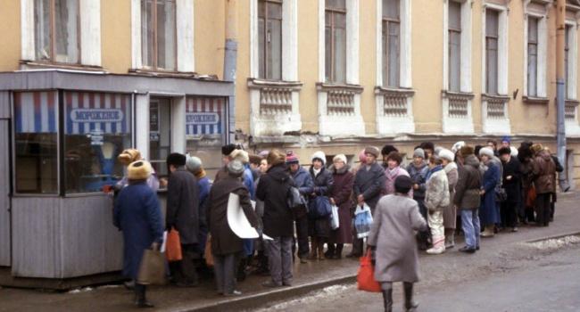 65% жителей Украины нехотят восстановления СССР— Опрос