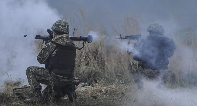 НаСветлодарской дуге прошли новые бои, спровоцированные боевиками