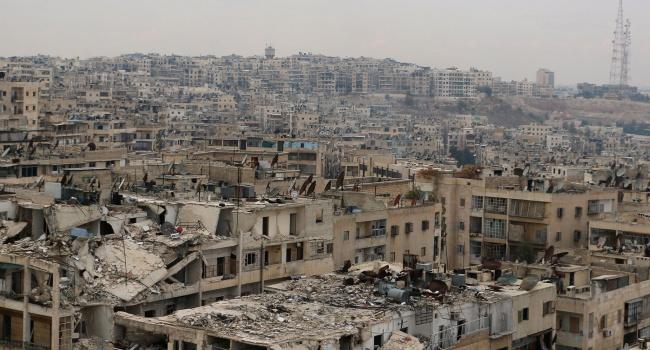 Путин поздравил Асада сосвобождением Алеппо