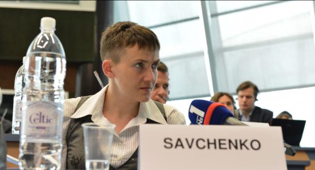 Рада отыскала замену Савченко вПАСЕ