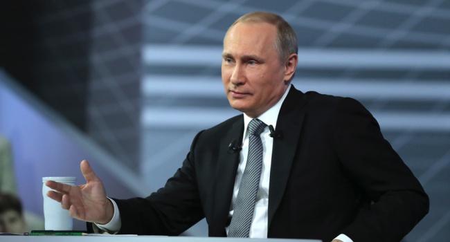 Путин надеется нанормализацию отношений сУкраиной