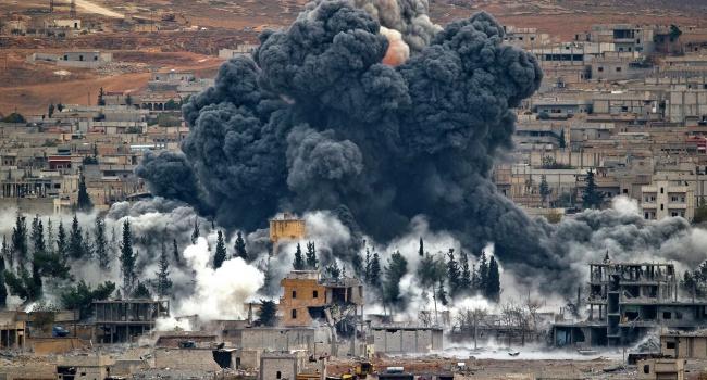 Защитники прав человека обвиняют турецкую авиацию в погибели 88 мирных сирийцев— ВВС