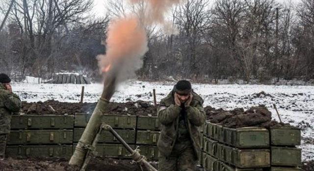 Пятеро украинских военных получили ранения взоне АТО