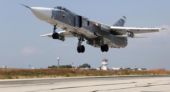 АвиацияРФ снова активизировалась наадмингранице сКрымом— таможенники