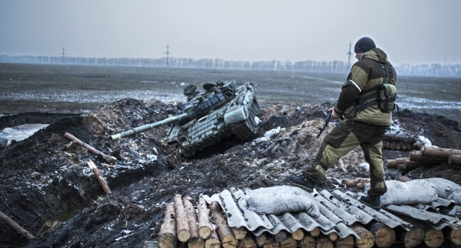 Боевики открыли провокационный огонь взоне АТО— штаб