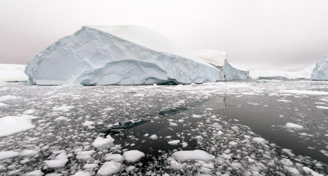 Ученые обеспокоены рекордным потеплением наСеверном полюсе
