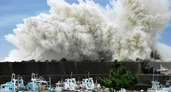 НаФилиппины обвалился масштабный тайфун «Нок-тен»