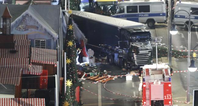 Берлинский террорист убил польского водителя за пару часов донаезда наярмарку