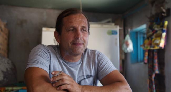 Украинскому активисту вКрыму вызвали скорую визолятор