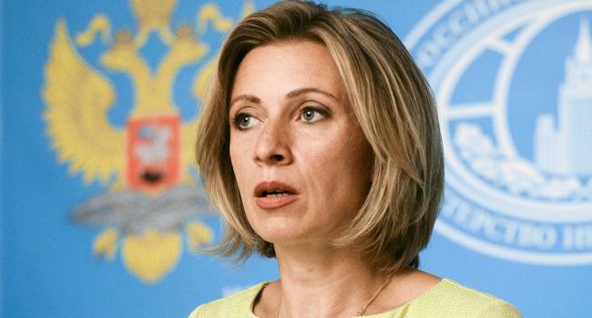 Захарова прокомментировала угрозы агентства Regnum подать нанее всуд