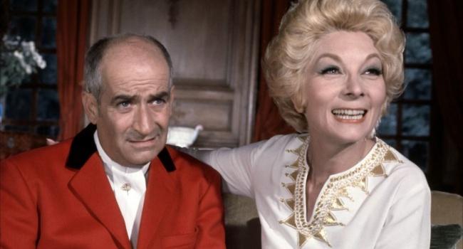 Во Франции умерла одна из самых талантливых комедийных актрис
