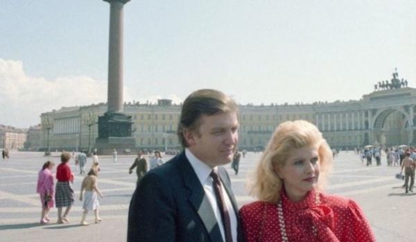 Трамп был в СССР в 1987 году и предрекал распад государства