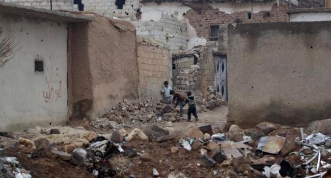Руководство Сирии ивооруженная оппозиция договорились опрекращении огня— Путин