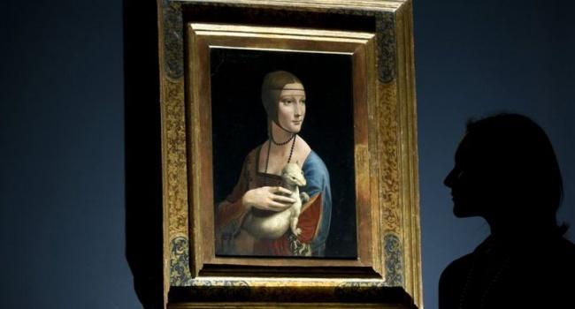 Польша выкупила картину Леонардо даВинчи участных собственников
