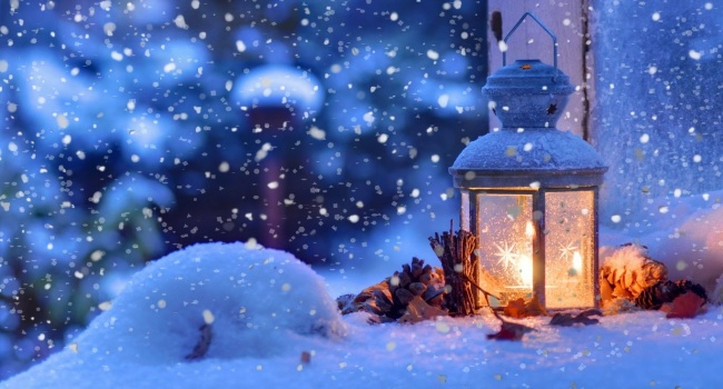 Москвичам обещают ветреную итеплую новогоднюю ночь