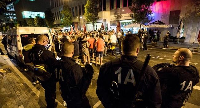 ВНюрнберге из-за взрыва несертифицированной пиротехники пострадали 5 человек