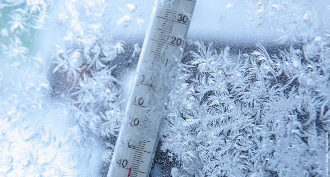 НаРождество поУкраине ударят сильные морозы— температура опустится до-30