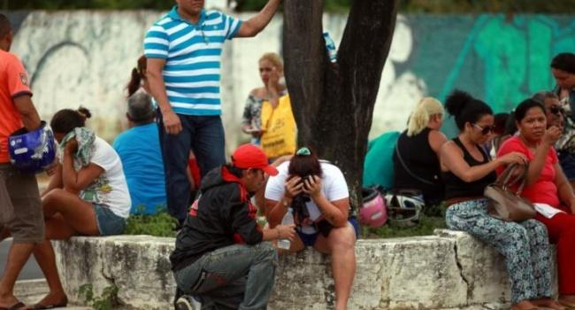 ВБразилии покрайней мере 50 человек погибли в итоге бунта заключённых
