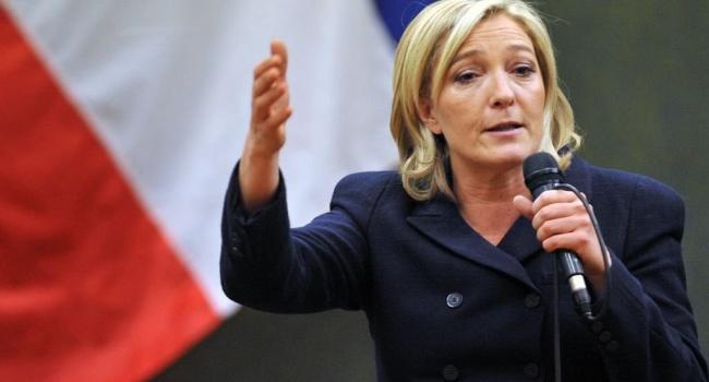 Французские банки отказались спонсировать избирательную кампанию ЛеПен