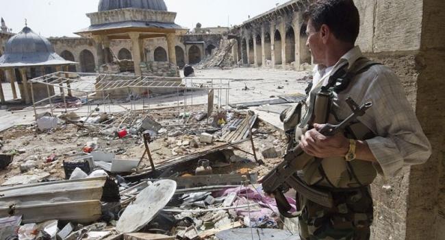 Россия применила тактику выжженной земли в Сирии – ЦРУ