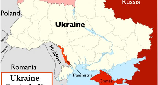 ВСША назвали Крым «российским»