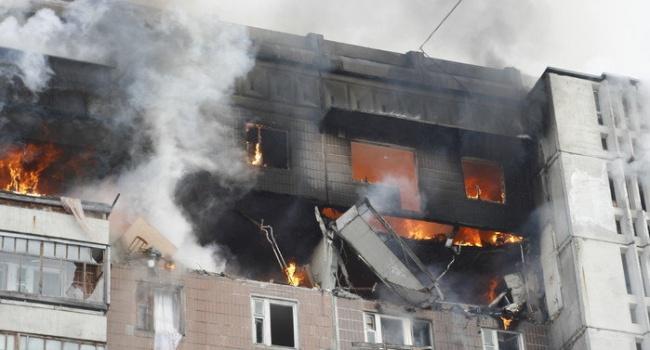 В результате взрыва дома в Одесской области погибли два человека