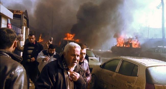 Теракт награнице Турции иСирии забрал жизни 60-и человек