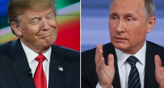 У РФ может быть компромат наДональда Трампа
