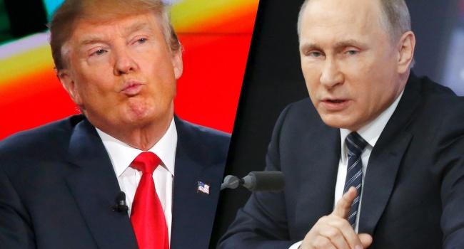 ВКремле прокомментировали возможность встречи Владимира Путина иТрампа доинаугурации