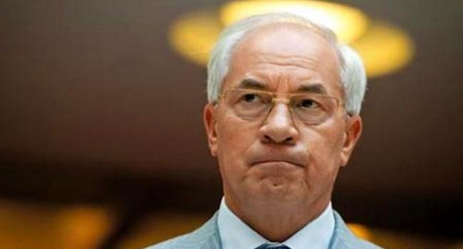 Верховный суд отказался защитить честь и преимущество Азарова отСБУ