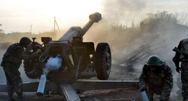 Боевики «ЛНР» и«ДНР» увеличивают свои позиции